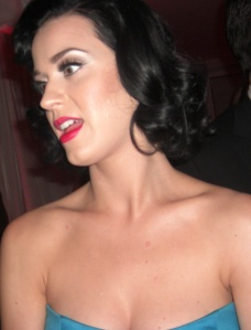 Katy is flawless